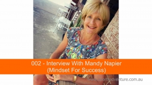 Mandy Napier Interview