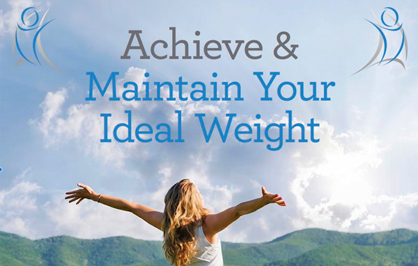 achieve and maintain your ideal weight