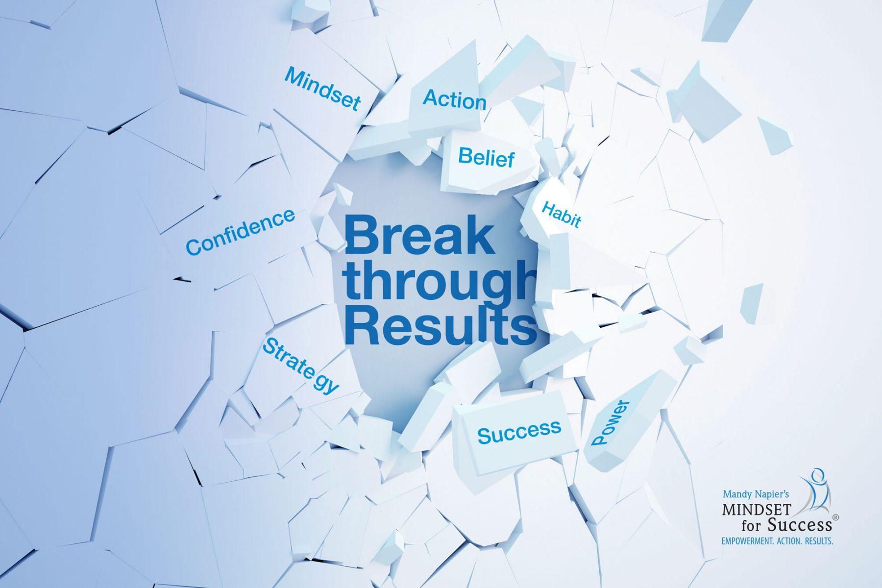 Get Breakthrough Results