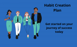 Habit Creation Plan