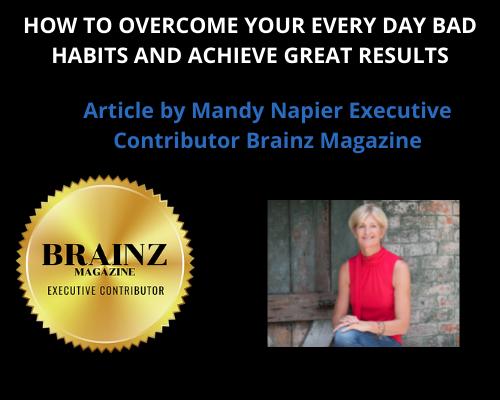 How to Overcome Bad Habits